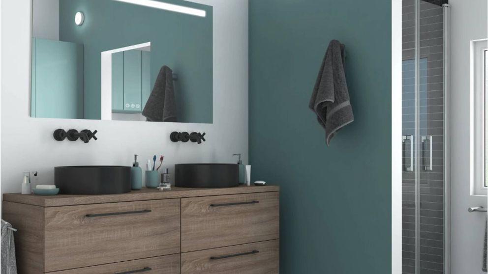 Tener tu baño siempre organizado es posible con estas soluciones de Leroy Merlín