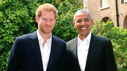 La razón por la que Harry no invitará a su amigo Obama a su boda con Meghan