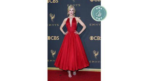 Las mejor y peor vestidas de los Emmy 2017: de Nicole Kidman a Sofia Vergara