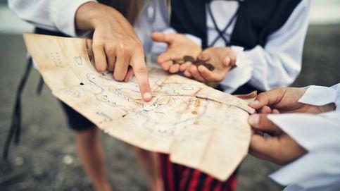 Un joyero esconde tesoros valorados en un millón y vende mapas para buscarlos