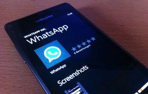 Sin explicación oficial: Windows Phone se queda sin WhatsApp