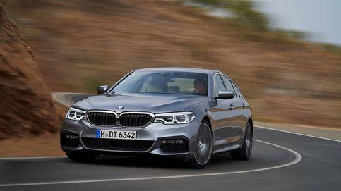 Nuevo BMW Serie 5, un gran paso al futuro