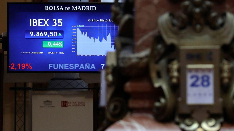 Foto: Crisis en los mercados financieros (Efe)
