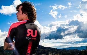 Urán, el ciclista empresario que ha creado su propia línea de ropa