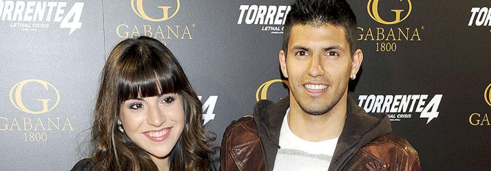 Foto: La hija de Maradona se separa del Kun Agüero y se instala en La Finca