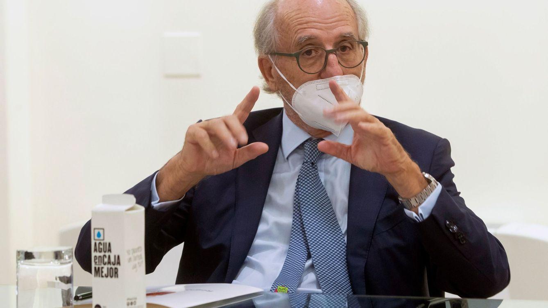 Brufau (Repsol) califica las reformas del Gobierno de erróneas y dogmáticas