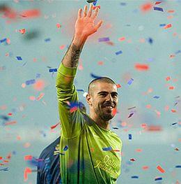 Foto: Víctor Valdés: Estoy dispuesto a aceptar la mejor solución para el club