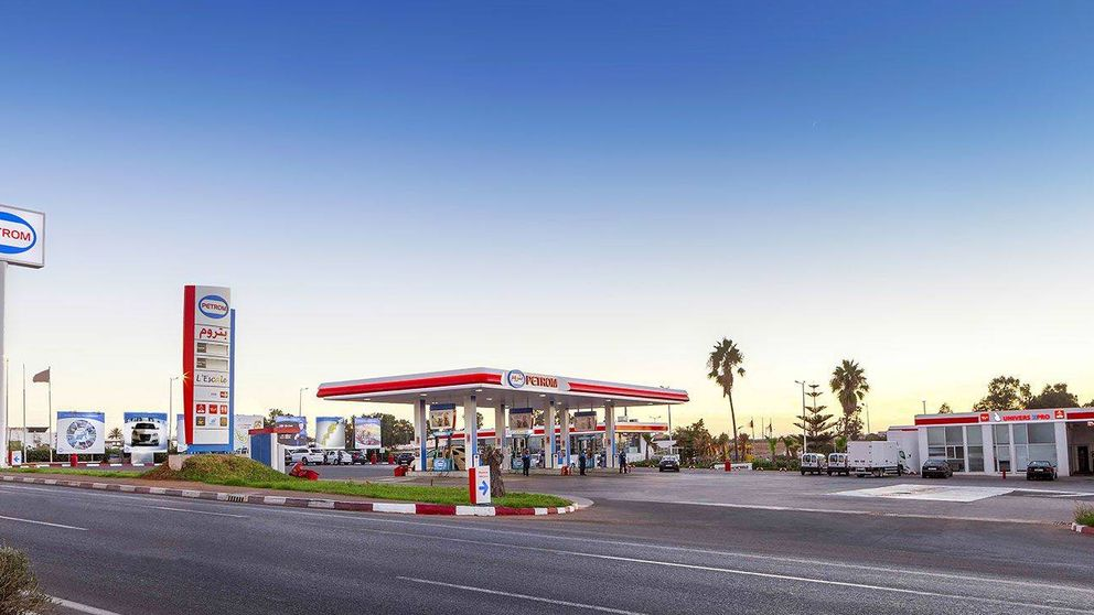 Petrom, la compañía de gasolineras de Marruecos, desembarca en España