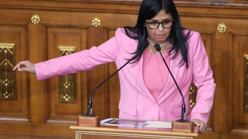 Exteriores se quejó a Venezuela de que no avisase con más tiempo del viaje de Delcy