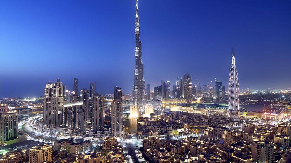 Foto: Skyline de Dubai, Emiratos Árabes Unidos (CC)