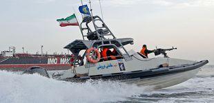 Post de Irán captura otro barco extranjero por transportar combustible de contrabando