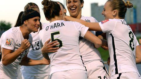 Infantino quiere una liga mundial de naciones para fortalecer el fútbol femenino
