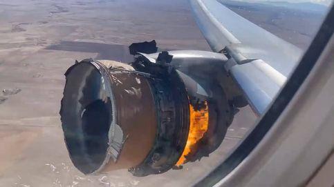 Dejan en tierra decenas de Boeing 777 tras la explosión de un motor