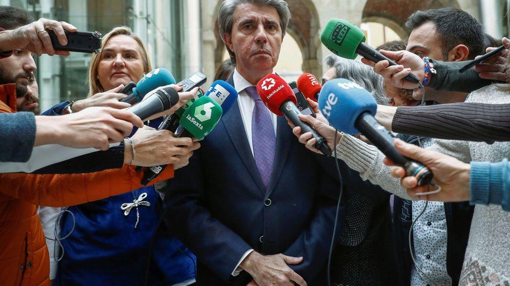 Foto: El presidente de la Comunidad de Madrid, Ángel Garrido. (EFE)