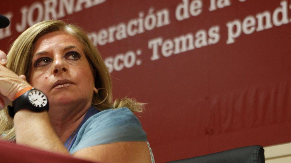 "Ordóñez ataca a Marlaska: ""Me está insultando a la cara"""