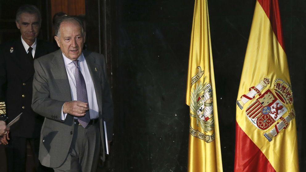 El general Félix Sanz Roldán continuará al frente del CNI