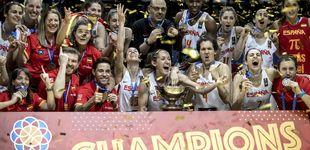 Post de El baloncesto femenino va sobrado de medallas, no de sedes para el Mundial
