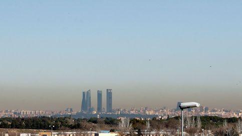 Madrid activa el protocolo de contaminación y reduce a 70 km/h la velocidad en la M-30