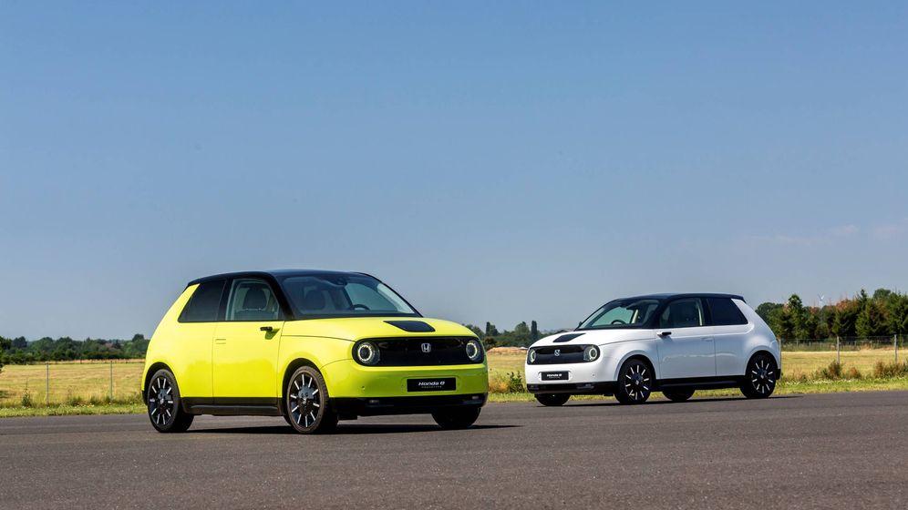 Foto: La marca japonesa ultima el desarrollo de su primer coche urbano para el mercado europeo, el Honda e que llegará en 2020.