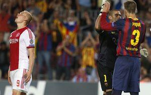 A Víctor Valdés no hay quien le convenza para seguir en el Barcelona sin Tito Vilanova
