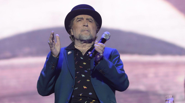 Joaquín Sabina cancela el final de su gira 'Lo niego todo' por una disfonía
