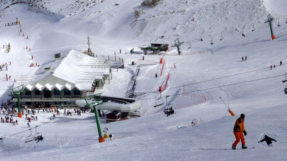 Valdezcaray, el destino idóneo para aprender a esquiar en Semana Santa