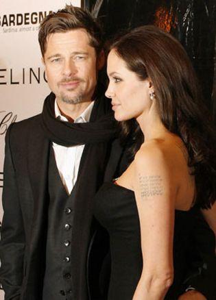 Foto: Angelina Jolie, ¿genética o cirugía estética?