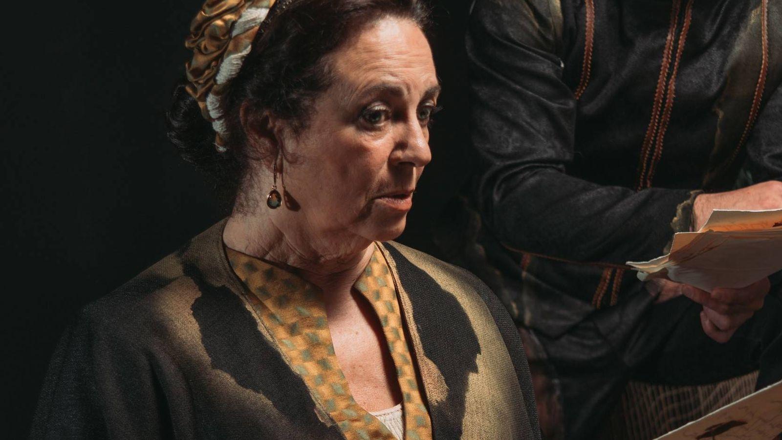 Foto: Gloria Muñoz como Francisca Pizarro (David Ruiz)