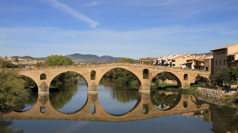 Puente la Reina, otro pueblo royal (en Navarra) para presumir en Instagram