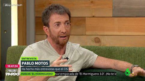 Pablo Motos, sin piedad contra los políticos en La Sexta: Haced vuestro puto trabajo