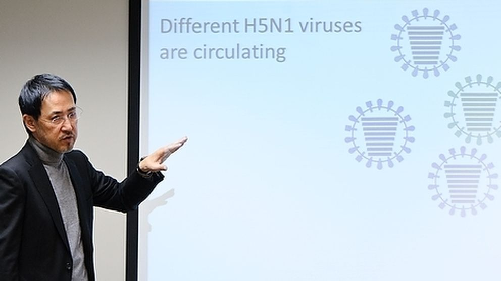 Este hombre ha creado el virus más mortal de la historia