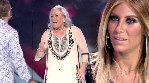 Carmen Gahona llama putón a Paola Caruso en 'SV' y se lía en plató