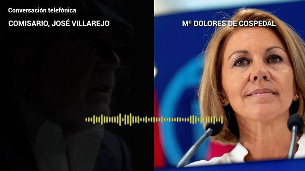 El comisario Villarejo a Cospedal: Están todas las noches en el Pigmalión
