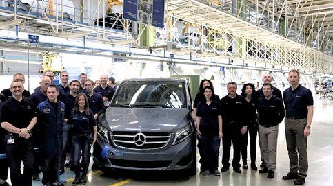 Mercedes prevé triplicar el crecimiento del mercado español en 2018