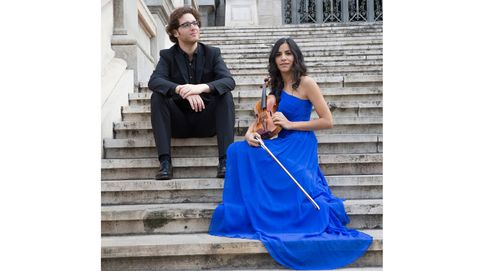 Ana María Valderrama y Luis del Valle tocan en The London Music N1ghts