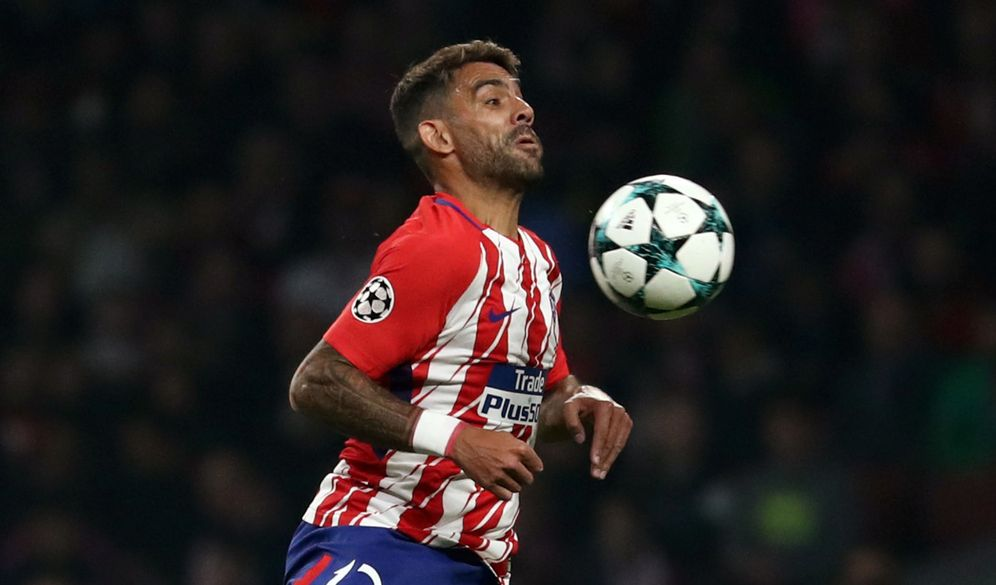 Foto: El Atlético de Madrid tiene clara la venta de Augusto desde hace tiempo. (Reuters)