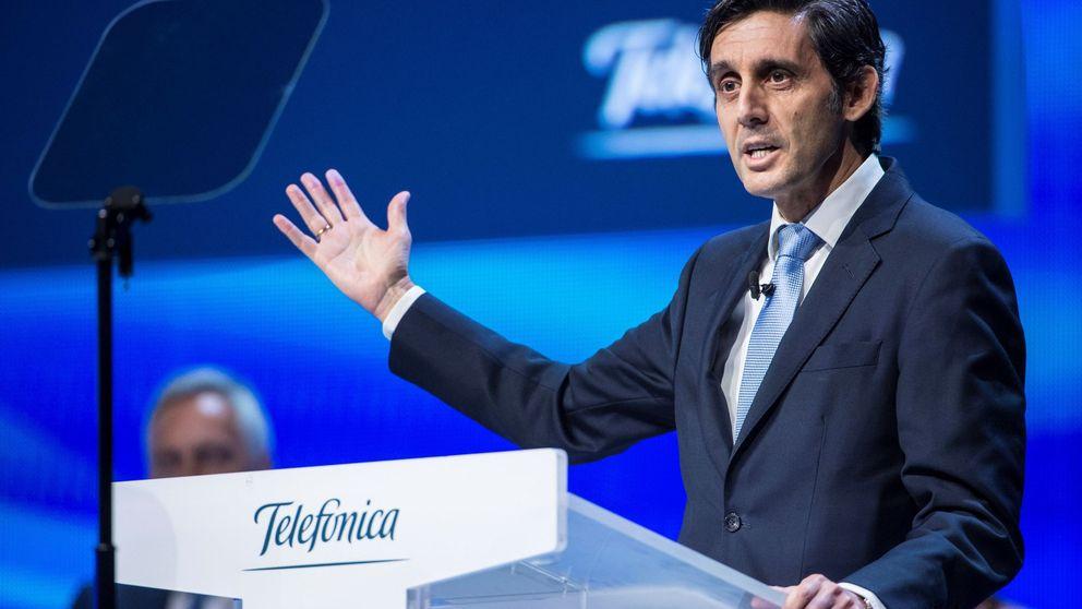 Pallete viaja a Wall Street para vender la nueva Telefónica multiservicios