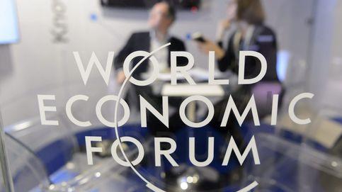 'Networking' en los pasillos del Foro Económico Mundial en Davos
