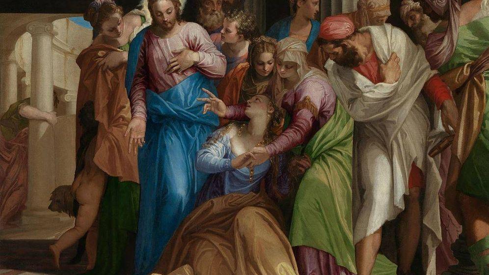 Foto: 'La conversión de María Magdalena', de Paolo Veronese. (C.C.)