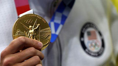 Las medallas de los JJOO ya no son de oro macizo: ¿de qué están hechas las de Tokio?