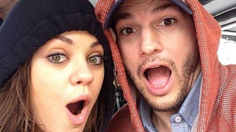 Ashton Kutcher y Mila Kunis desheredan a sus hijos para que no sean ninis