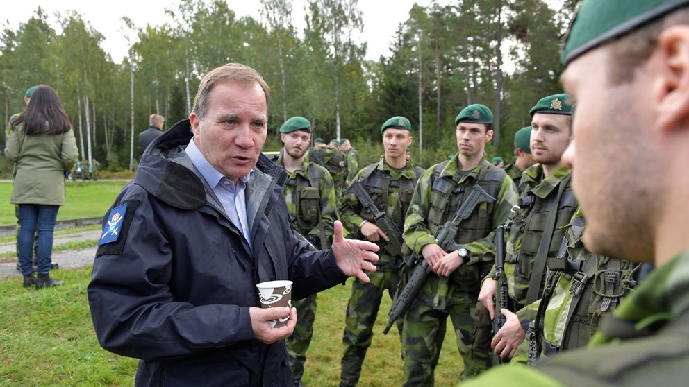 ¿Teme Suecia una guerra? Distribuye la primera guía sobre cómo actuar en 30 años