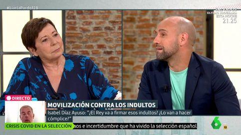 Celia Villalobos humilla a Gonzalo Miró por lo que ha dicho de Isabel Díaz Ayuso