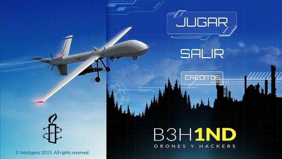 Un antivideojuego español denuncia la salvaje realidad de la guerra con drones