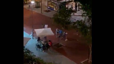 Insultos y amenazas en una pelea por una terraza en Santa Cruz de Tenerife