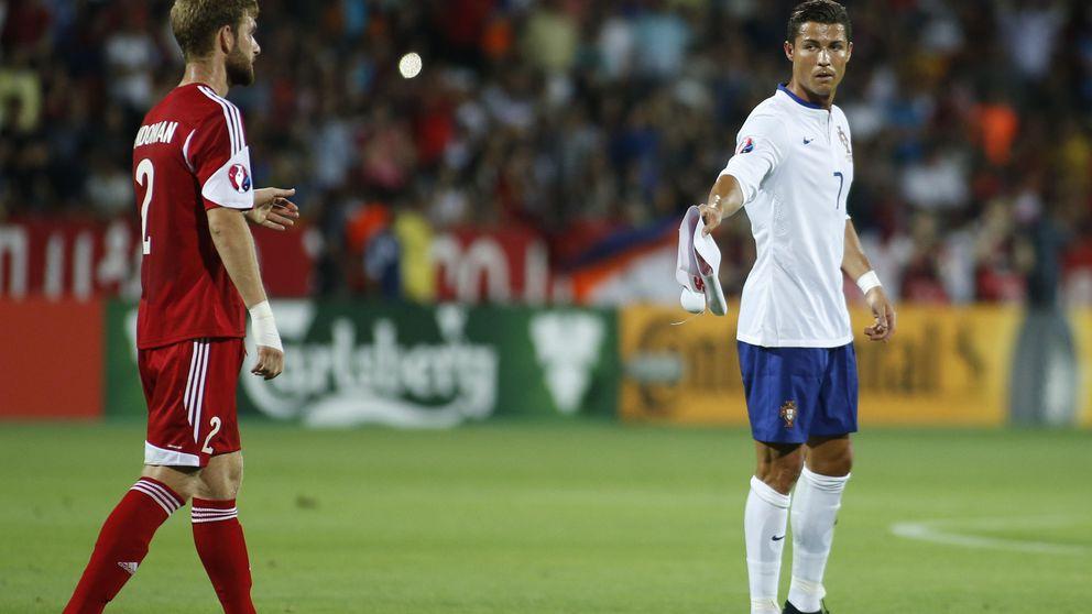 Cristiano Ronaldo da tres zarpazos antes de irse un mes de vacaciones