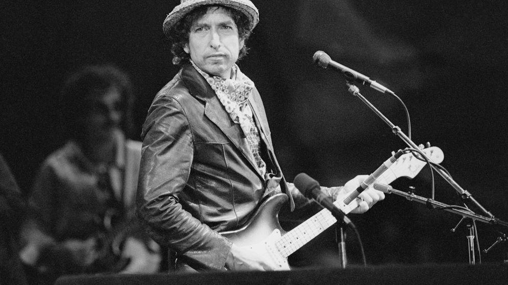 Foto: Bob Dylan, ganador del Nobel de Literatura 2016, en una imagen fechada en 1984 (EFE)