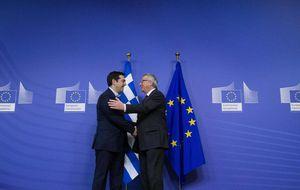 Las pymes ante el salario mínimo de Syriza: despedir o pagar en 'B'