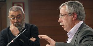 Los sindicatos aplazan el acuerdo sobre la negociación colectiva hasta abril