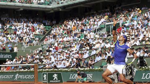 La afición de Roland Garros aprende a tratar a Nadal como una leyenda